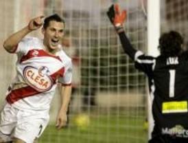 2-1. El Rayo manda pero no sentencia ante el Mallorca