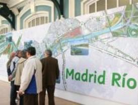 El Ayuntamiento dedicará 33,4 millones de euros a ampliar el proyecto Madrid Río