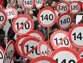 250 conductores rechazan los 110 km/h y acusan a Tráfico de 'hinchar' las cifras de siniestralidad