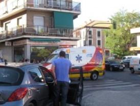 Muy grave al ser agredido en un bar de Fuencarral