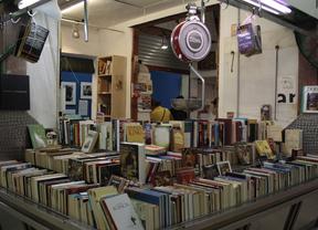 La Casquería: Venta de libros al peso