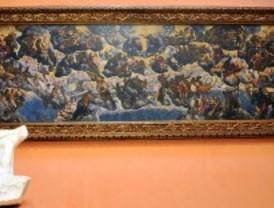 'El Paraíso', de Tintoretto, será restaurado en junio