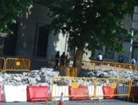La obras de Atocha entorpecerán el tráfico