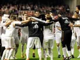 Aguirre recibe a la plantilla del Real Madrid este lunes