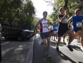 Más de mil de corredores participarán este domingo en el Maratón de Campo en el Parque de Las Cruces