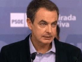 Zapatero destaca el control 'permanente' del transporte aéreo