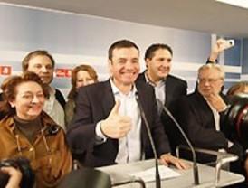 Tomas Gómez gana a 'Trini' y a Ferraz