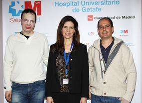 Getafe prueba la terapia del videojuego para pacientes quemados