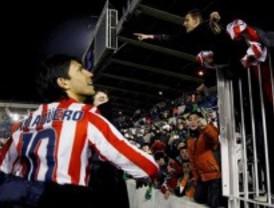El Atlético llega a la final con una derrota