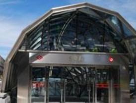 Cinco millones de personas han pasado por la nueva estación de Cercanías de Sol