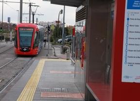 Para del Metro Ligero