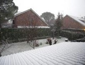 Alcobendas activa el Plan de Emergencia por la nevada