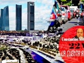 La batalla de Madrid II: fotos en movimiento