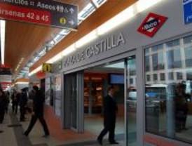 Inaugurado el intercambiador de Plaza de Castilla, el más grande de Europa