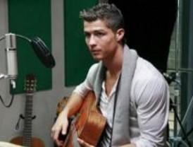 Cristiano Ronaldo se pasa a la canción romántica