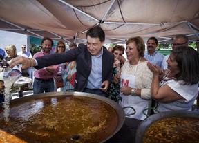 González anuncia la creación de la mesa social para la Cañada Real el 24 de junio
