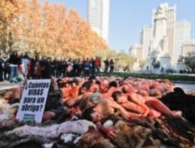 Desnudos por los derechos de los animales