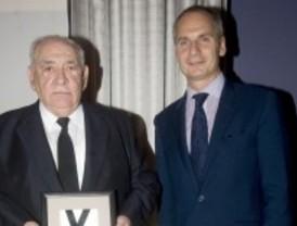Isidoro Álvarez, premiado por su trayectoria e innovación