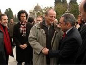 Los socialistas recuerdan el Madrid