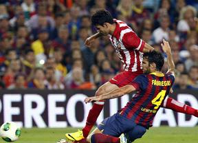 El Barça conquista la Supercopa