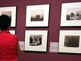 Robert Capa en el Círculo de Bellas Artes