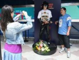 Madrid también homenajea a Michael Jackson