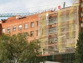 El hospital Clínico acabará con 20 años de obras en marzo de 2011