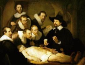 Rembrandt recalará en el Prado en octubre