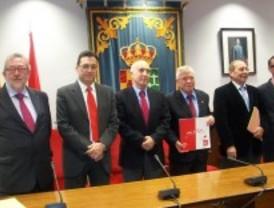 Los alcaldes del sur esperan que Tomás Gómez abandere su plan estratégico
