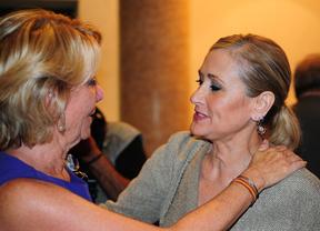 Cifuentes y Aguirre, candidatas del PP a la presidencia de la Comunidad y al Ayuntamiento de Madrid