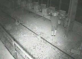 Cae un grupo dedicado al robo de cobre de instalaciones ferroviarias