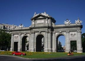 La Puerta de Alcalá, posible escenario para seguir la decisión del COI
