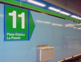 La línea 11 de Metro cerrará este fin de semana por obras