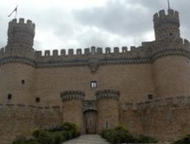 El castillo de Manzanares recibió en 2010 la cifra récord de 98.000 visitantes