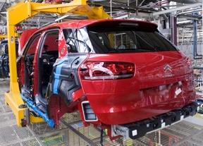 La producción de vehículos crece un 11% hasta Agosto