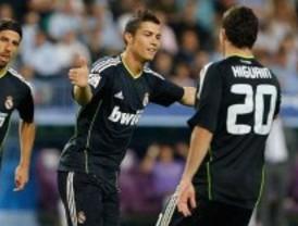 El Madrid se hace líder