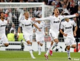 Golpe de autoridad del Real Madrid en Europa
