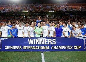 El Real Madrid se impone al Chelsea de Mourinho