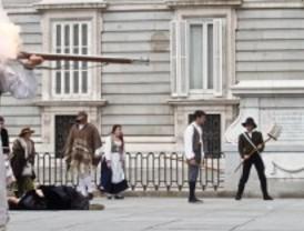 La capital revive el levantamiento popular del 2 de Mayo
