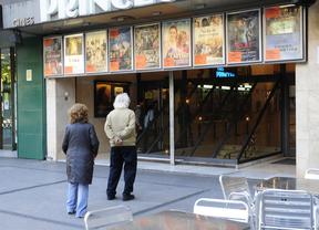 Sólo una treintena de cines sobreviven en Madrid