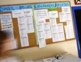 Vuelta al 'cole' a los 40 años en Leganés