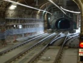 Un trabajador pierde una pierna tras sufrir un accidente laboral en las obras de Metro