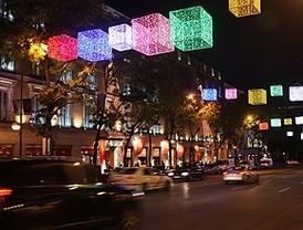 Madrid se pone 'guapa' para la Navidad
