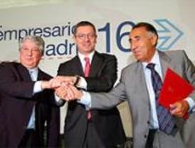'Vamos a ganar la candidatura de Madrid'16 sin ninguna duda', afirman los empresarios