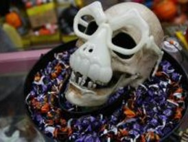 Madrid se puso 'tenebroso' en Halloween