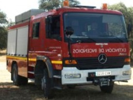 Madrugada de incendios en la región