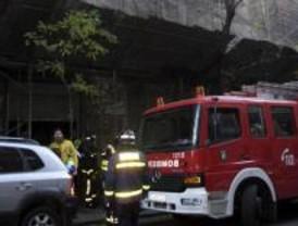 Alarma en Azca por el humo de un calentador