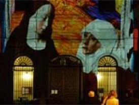Gallardón inaugura el ciclo de 'Música en las plazas' y el recorrido de 'Belenes Proyectados' en iglesias