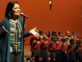 700 alumnos de Pozuelo interpretan diversas melodías y villancicos