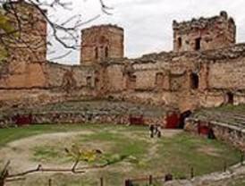 La Comunidad invierte 51.233 euros en la restauración del castillo de Buitrago de Lozoya